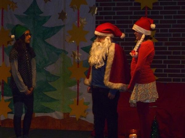 Weihnachtsmusical 2015