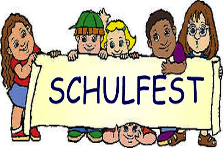 Ankündigung Schulfest