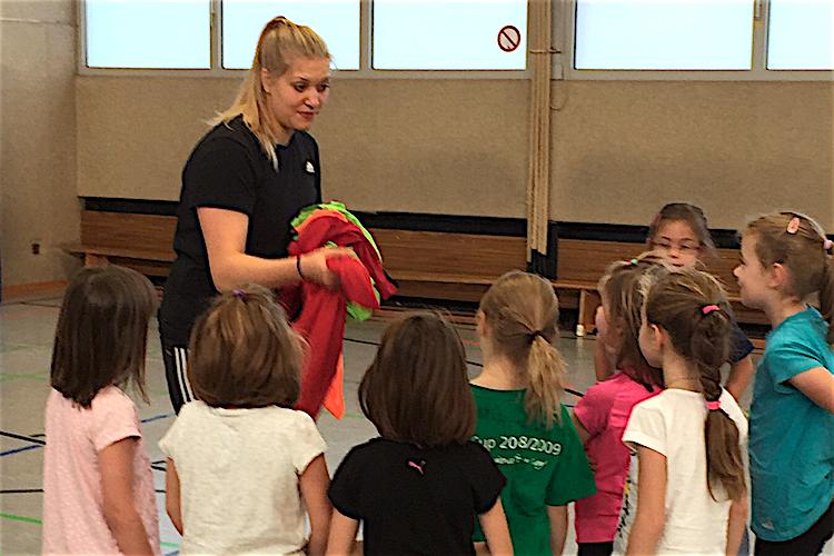 Mädchen-Handballtag