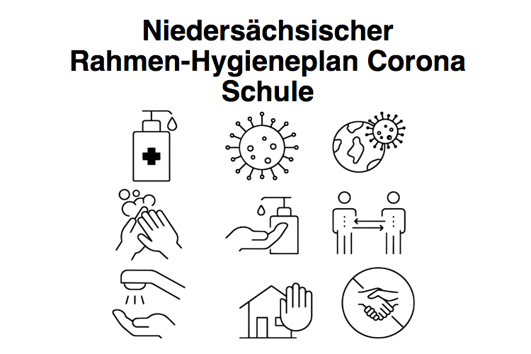 Hygieneplan für Schulen